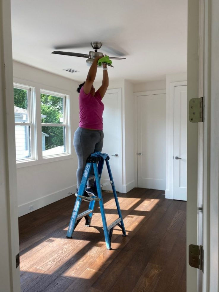 Very Nice Home Final Construction Clean Up in Dallas TX 00012 768x1024 Very Nice House Final Post Construction Cleaning in Dallas, TX