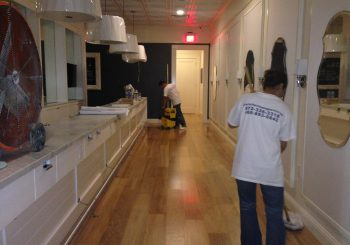 Dry Bar Post Construction Cleaning Service in Houston TX 17 9c28ec6ede16adcf914df7eb63a3e085 350x245 100 crop Beauty Hair Saloon Chain Post Construction Cleaning in Houston, TX