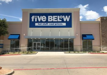 Five Below Store Post Construction Cleaning in Dallas TX 010 9ac84d1034a7df2a9378b1878a5cbe3a 350x245 100 crop Five Below Store Post Construction Cleaning in Dallas, TX