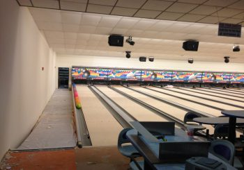 Post construction Cleaning Service at Sports Gril and Bowling Alley in Greenville Texas 02 83191a0d0cdd5edabcd91eb43085c6a8 350x245 100 crop Restaurant & Bowling Alley Post Construction Cleaning Service in Greenville, TX