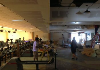 Post construction Cleaning Service at Sports Gril and Bowling Alley in Greenville Texas 04 e89fba8f9767db0fdffa9646247a0d67 350x245 100 crop Restaurant & Bowling Alley Post Construction Cleaning Service in Greenville, TX