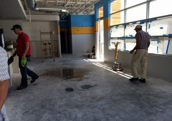 Rusty Tacos Restaurant Stripping and Sealing Floors Post Construction Clean Up in Dallas Texas 02 58cbd328786e000f963ea111a6c6091f 350x245 100 crop Restaurant Chain Strip & Seal Floors Post Construction Clean Up in Dallas, TX