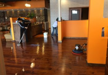 Tupinamba Café Restaurant Stripping Sealing the Floor after our Construction Cleaning 009 ea35fcbf904059a6c09724e0b3fbfd19 350x245 100 crop Tupinamba Café Restaurant Stripping, Sealing the Floor after our Construction Cleaning