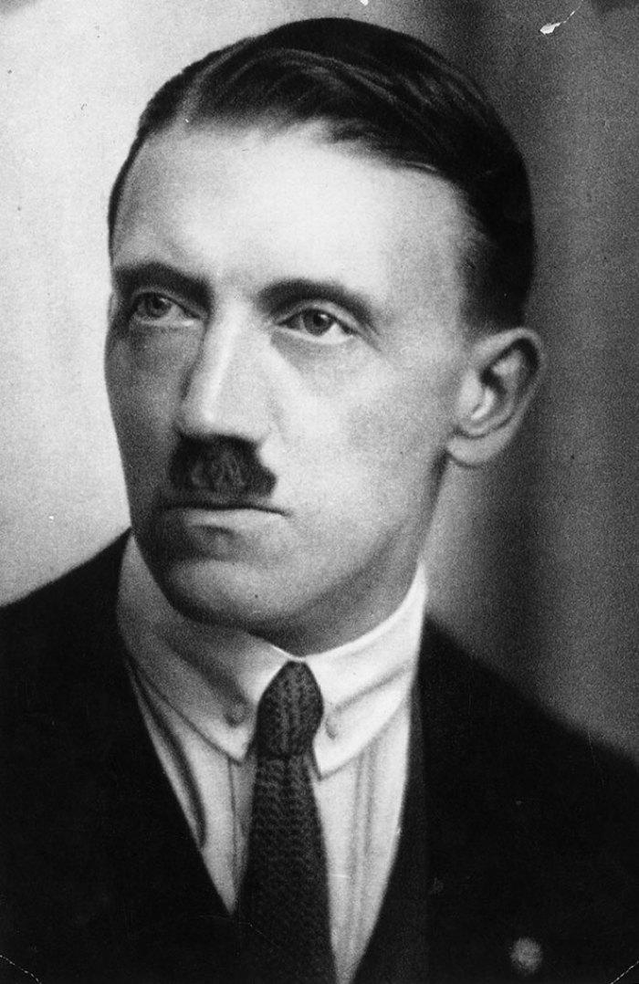 Young Adolf Hitler