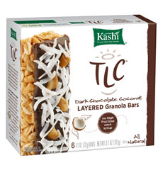 The Whole Journey Product Reviews Kashi Layered Granola