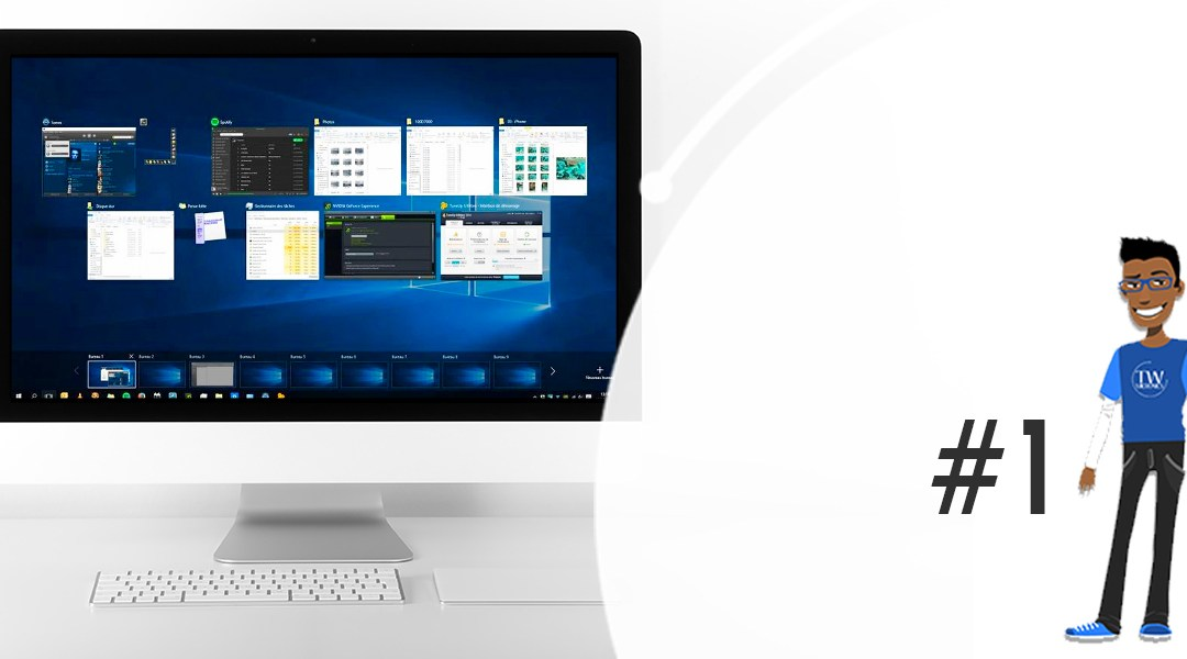 Comment utiliser les ordinateurs de bureau virtuels dans Windows 10