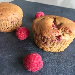 Raspberry Lemon Muffins3