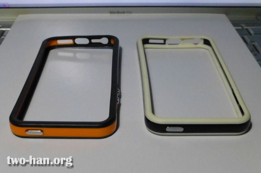 Soft TPU Bumper for Apple iPhone 5