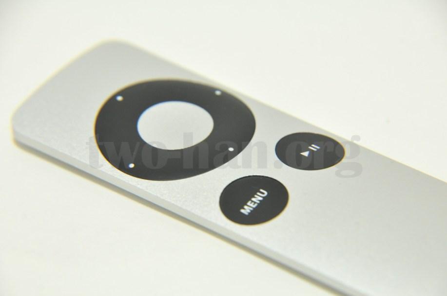 AppleTV-MD199J/リモコン2