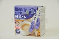 芳醇ロイヤルミルクティー「ブレンディ・スティック・紅茶オレ」30本入!