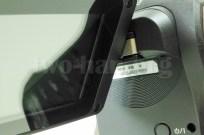 Panasonic HX-WA30・液晶根元