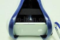 Panasonic HX-WA30・中はゴムで開き過ぎないようになってます...。