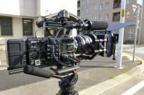CineAlta 4Kカメラ PMW-F55、デカイ!