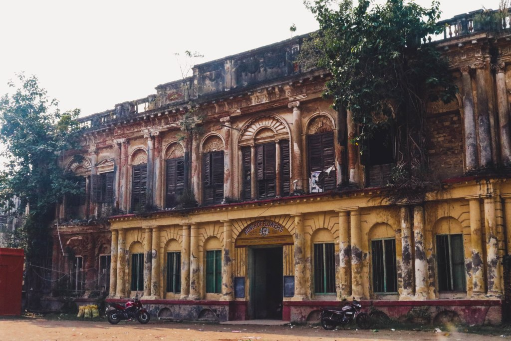 On a Heritage Trail in Serampore - Two Together
