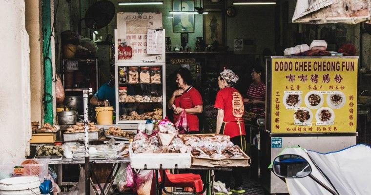 Breakfast Stories: Ipoh, Malaysia