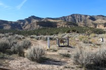 Boothill cemetery at what used to be Sego.