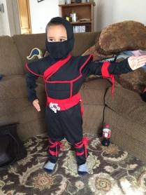 Ninja, or Policeman?