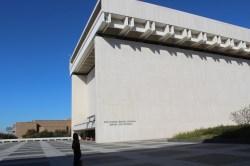LBJ's Presidential Library.