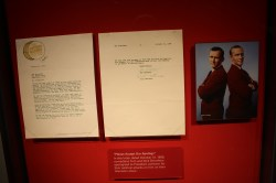Interesting, the Smothers Brothers even apologized to LBJ for making fun of him on their TV show.