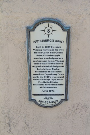 All about the Southernmost House.
