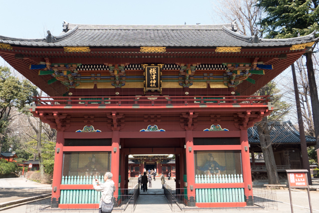 Buddist Shrine.