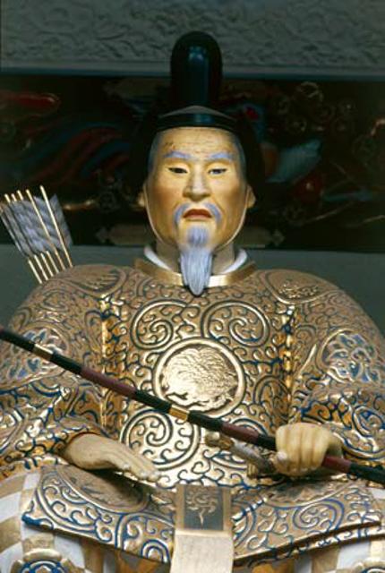The most famous Shogun: Tokugawa