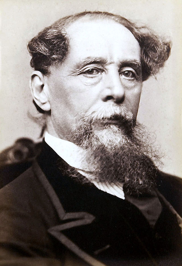 """""""No one is useless in this world who lightens the burdens of another."""" - Charles Dickens"""