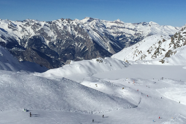 """Verbier is known as one of the premiere """"off-piste"""" resorts in the world."""