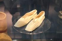 Queen Victoria's slippers.