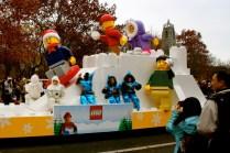 It's a LEGO Christmas