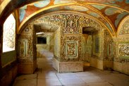 Inside the Neptune Grotto