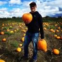 Heigh-ho, pumpkin man