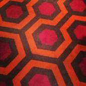 The Shining carpet