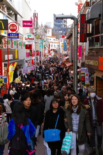 Takeshita St