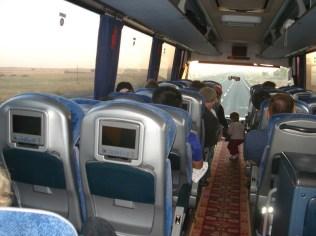 Ônibus de Istambul para Capadócia
