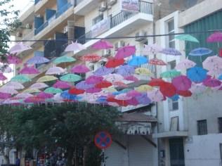 Sombrinhas para comemorar o EID (feriado)