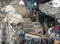 Dhobi Ghat - lavanderias de Mumbai