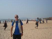 Calangute: praia muito badalada e com altas raves