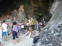 Nós apelidamos de Caverna dos Pintos