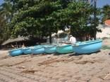 Barcos estacionados
