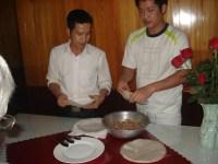 Cozinheiros e professores