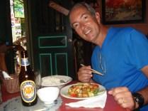 Culinária local com cerveja local