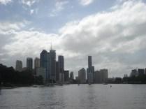 Vista da cidade a partir do rio