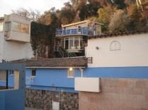 La Chascona. Casa de Pablo Neruda e última parada do tour