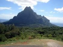 Vista do Mont Rotuí a partir do Belvedere
