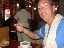 Sopa asteca