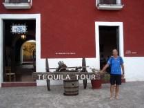 Tour pelo Museu de Tequila