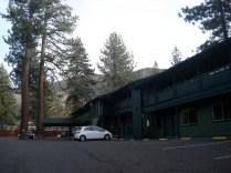 Esse é o hotel no meio da natureza