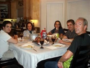 Jantares com a família
