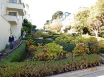 A Lombard Street é a rua mais bonita de São Francisco